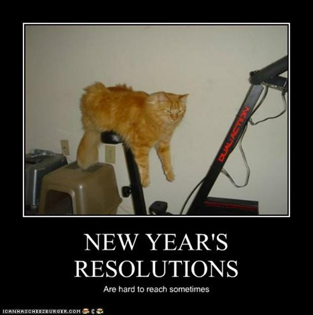 Funny Of The Week/Need Help With That New Year Resolution ...