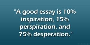 good-essay