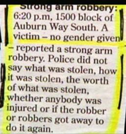 robberywithnothingstolen
